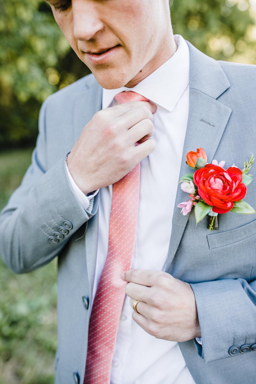 Logan Utah Wedding Photographer Groom Formal Pictures