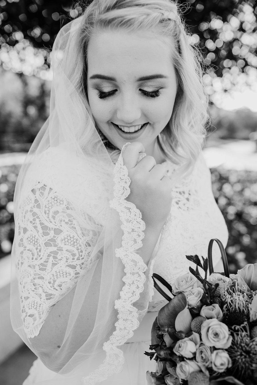 best ogden utah photographer formals lace wedding dress lace veil