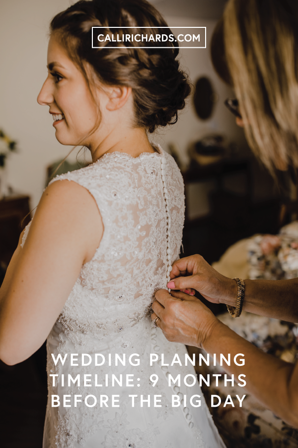 wedding planning 9 months before the big day wedding planning checklist timeline getting ready for the wedding