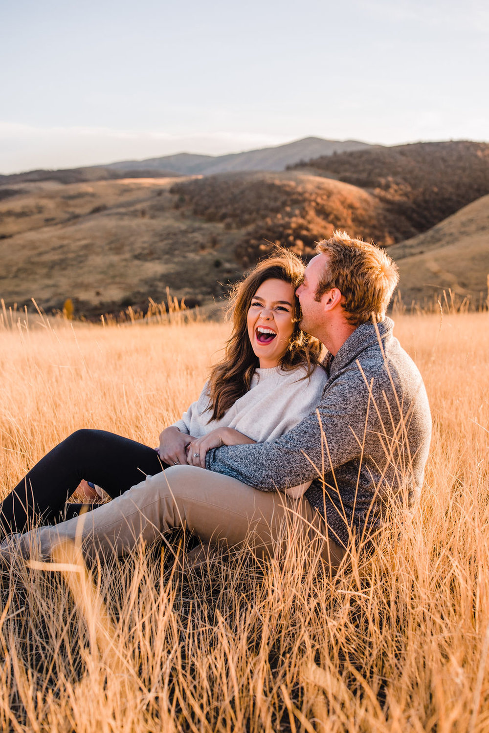 adventurous engagement photographer in northern utah calli richards is logan utah's premier couples photographer adventurous engagement pictures