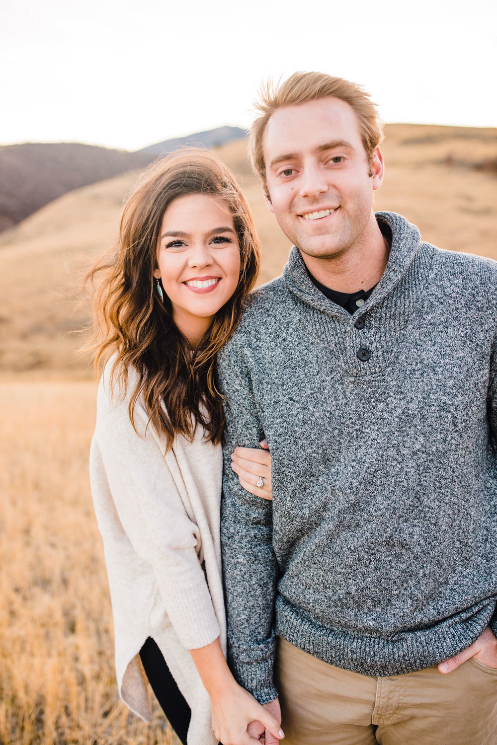 northern utah engagement photos cache valley utah calli richards engagement photographer windy engagements