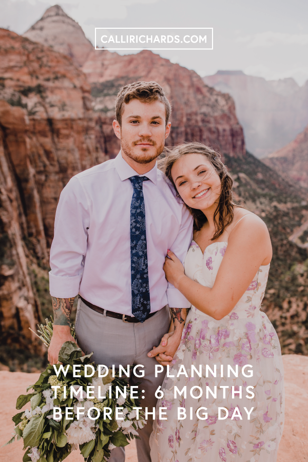 Planning a wedding? You won't want to miss the wedding planning tips included in this recurring series by Calli Richards, Logan, UT wedding photographer.