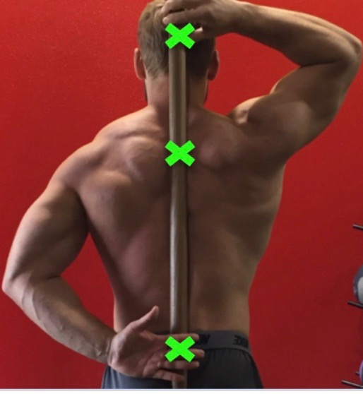 Find a neutral spine. Tucson Physical Therapy