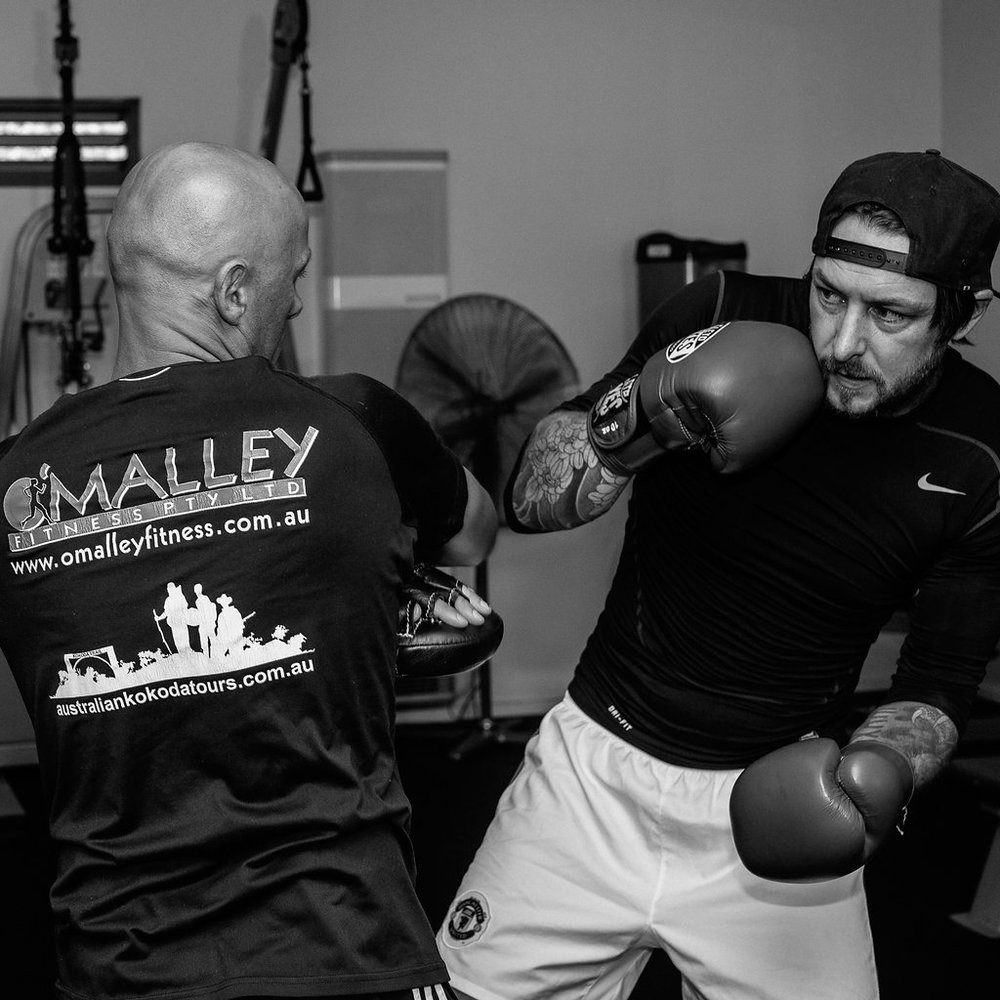 O'Malley Fitness Boxing