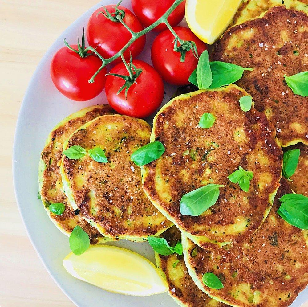 Zucchini, Feta & Basil Fritters 2.jpg