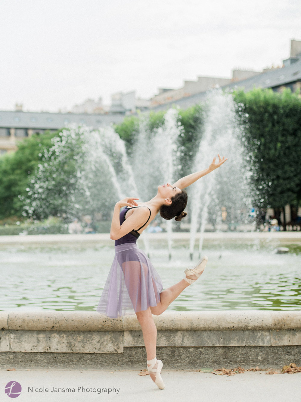 - @CLARADOLORESClara is a professional French ballet dancer. The last few years have been quite challenging for her as she had 2 surgerieson her left knee due to a bad landing during her dance practice. She is still working on returning to the same level of dance she was at before getting injured.
