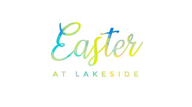 Join us this Sunday for breakfast from 9:00-10:00am and celebration service at 11:00am! See you there! . . . #lakesidechicago #eastersunday #hehasrisen