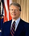 Jimmy Carter   (October 01, 1924 -)