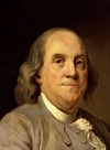 Benjamin Franklin   (January 17, 1706 – April 17, 1790)