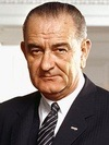 Lyndon B Johnson   (August 27, 1908 – January 22, 1973)