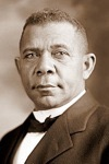 Booker T Washington   (April 5, 1856 – November 14, 1915)