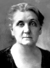 Jane Addams (September 6, 1860 – May 21, 1935)