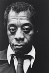 James Baldwin  (August 2, 1924 – December 1, 1987)
