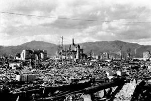 Photo Credit:   Hiroshima, Shunkichi Kikuchi  , 1945.