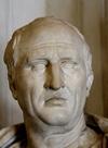 Marcus Tullius Cicero   (January 03, 106 BC – December 07, 43 BC)