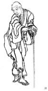 Hokusai  (October 31, 1760 – May 10, 1849)