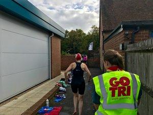British Triathlon's GoTri events are all about participation: Process over outcome!