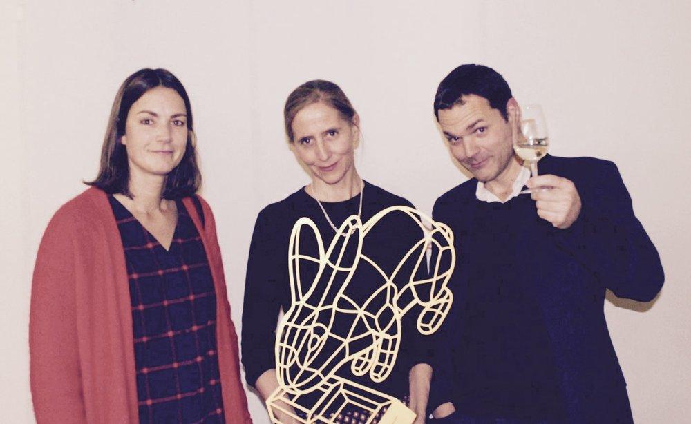 Corina Zuberbühler, Karin Seiler, Antonio Scarponi
