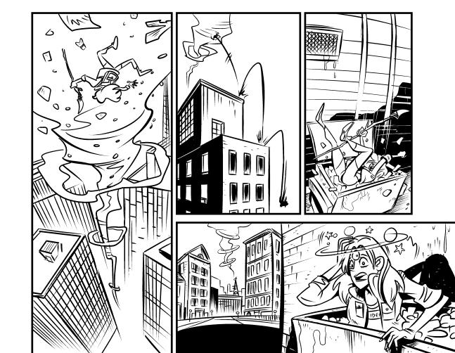 Tintin Pantoja comic