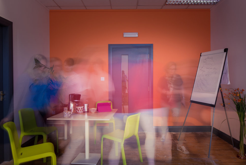 Hot Desks - 10 Day Package: €150 PER MONTH