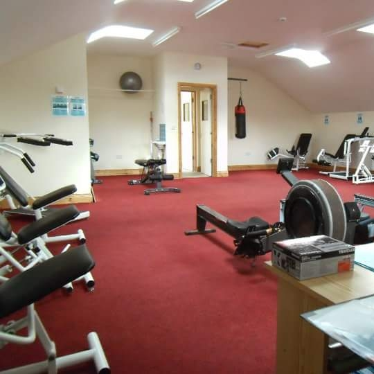 Sneem Rowing Club Gym