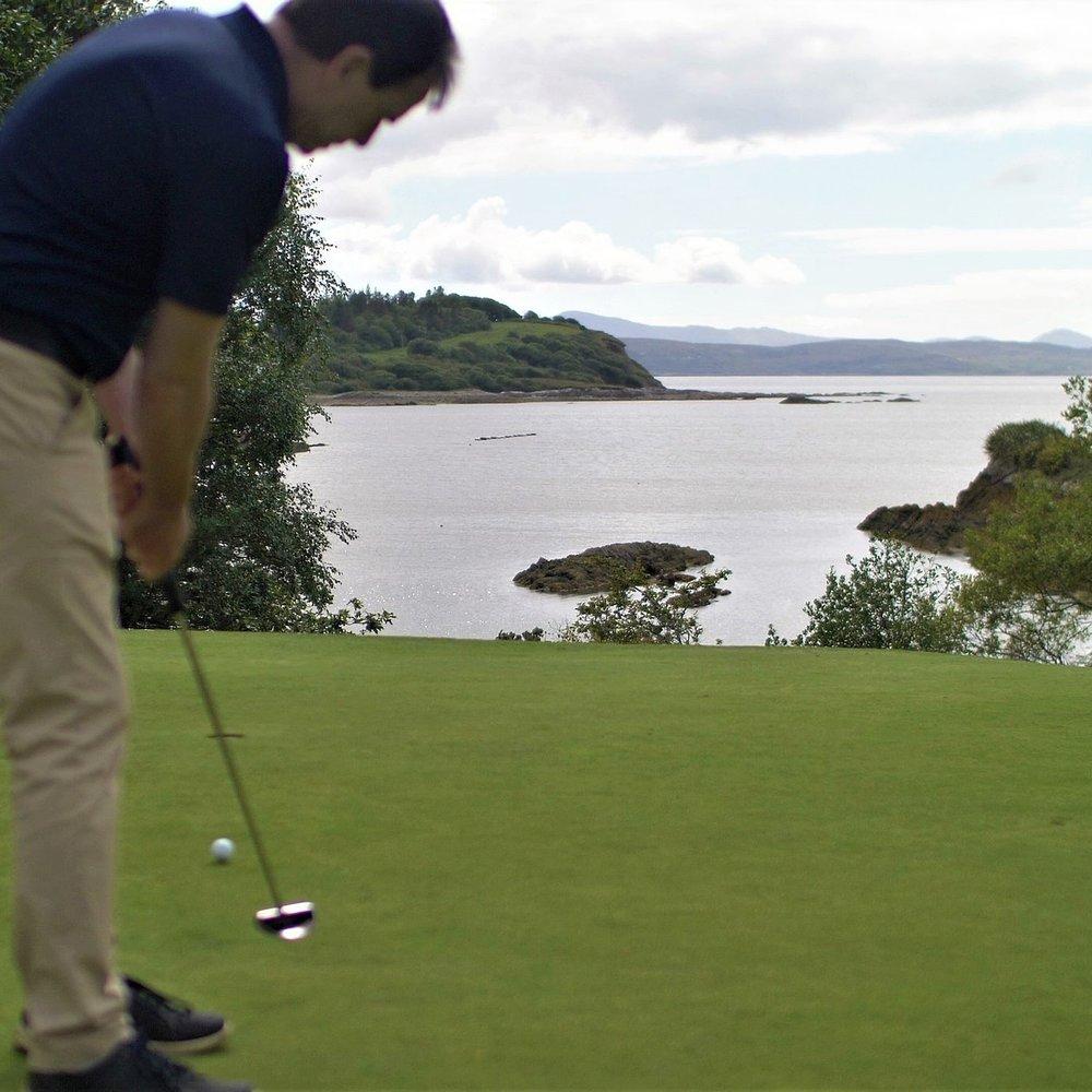 Parknasilla Golf Club