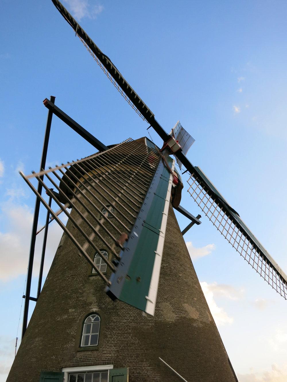 Kinderdijk - UNESCO World Heritage Site