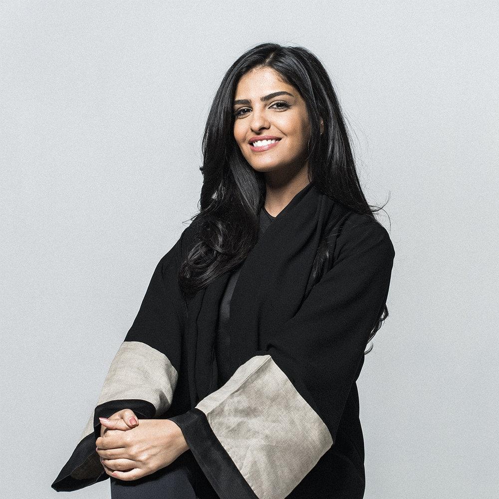 Princess Ameerah Al Taweel - Founder Of Time Entertainment