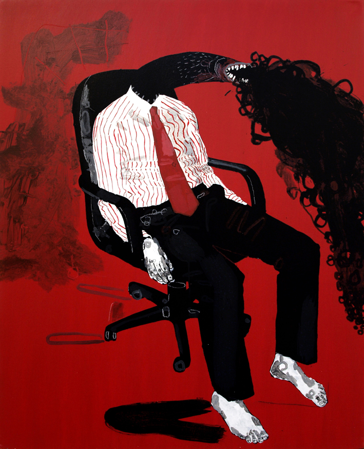 Office chair 2.