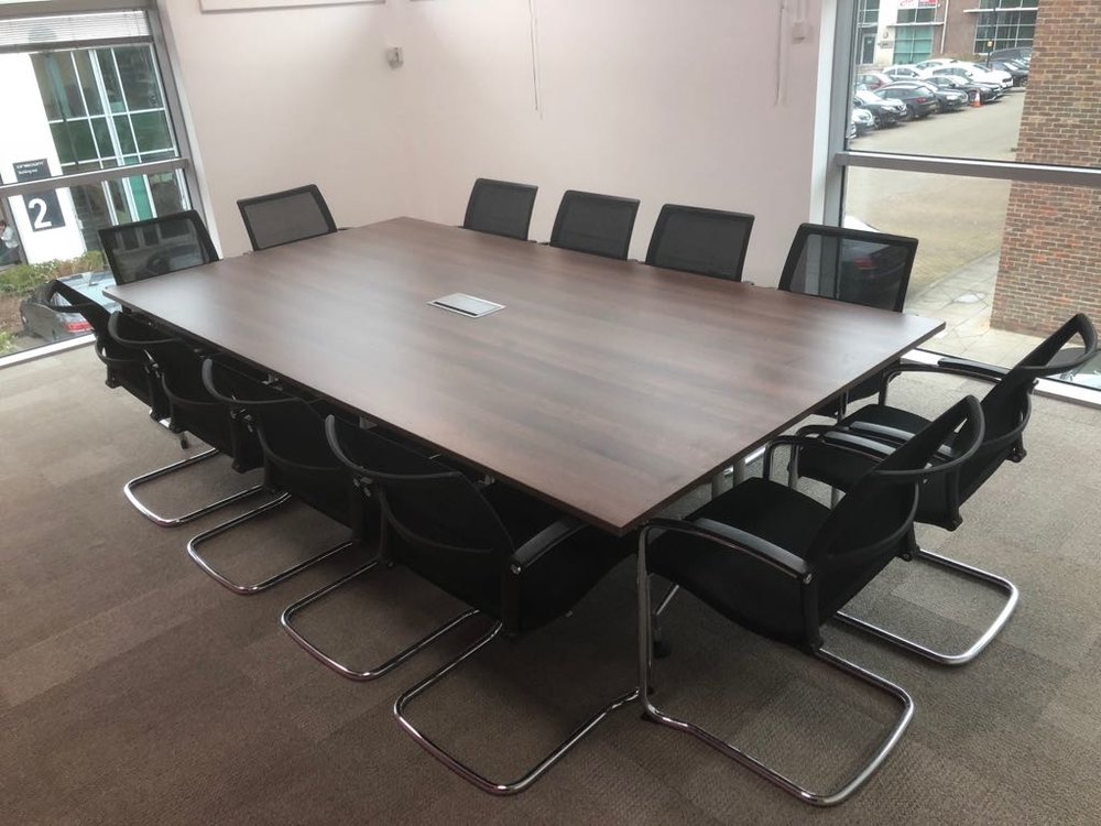 New Board Room Table