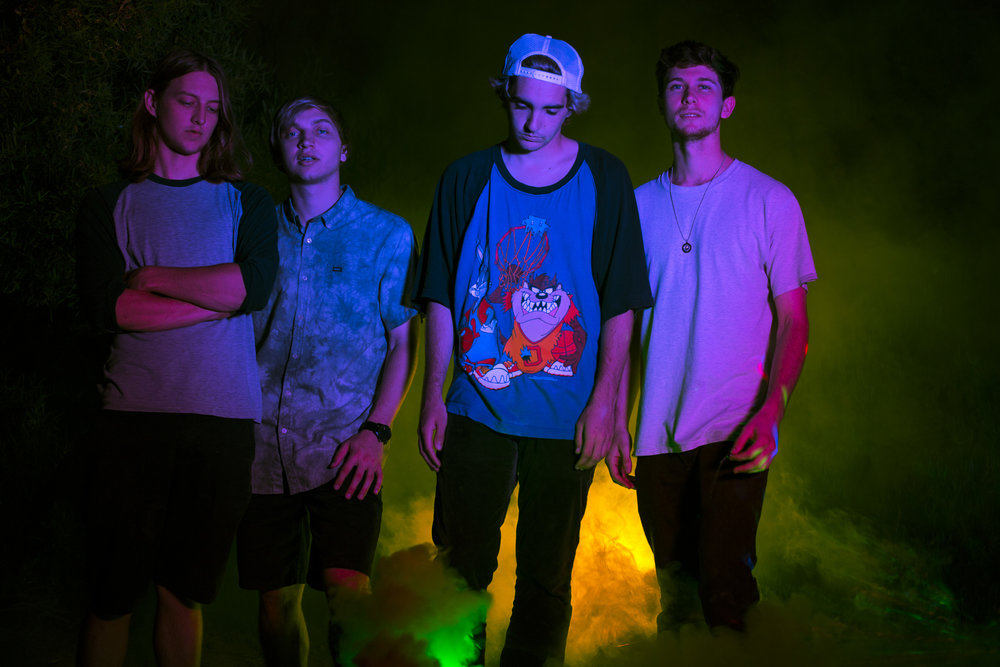 ListenSD Exclusive: Interview with Buddha Trixie - Buddha Trixie, a staple of the San Diego local music scene, released their debut album, Stop the Space Age, late last month. Influenced by psychedelic rock, the album goes above and beyond what's expected of a debut. Buddha Trixie spoke to ListenSD about Stop the Space Age as well as their inspiration and aspirations.