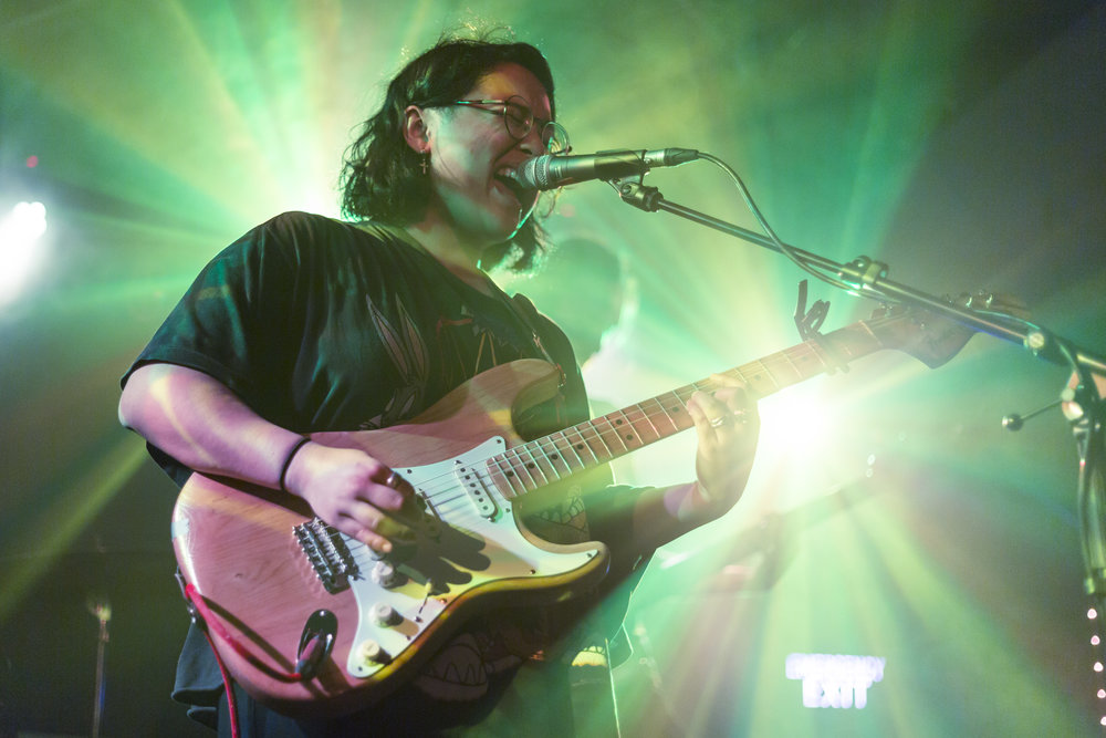 Jay Som at Brudenell Social Club - In the midst of their tour across Europe, Jay Som took a stop at the famous Brudenell Social Club in Leeds on their first date in a quick visit to the UK.