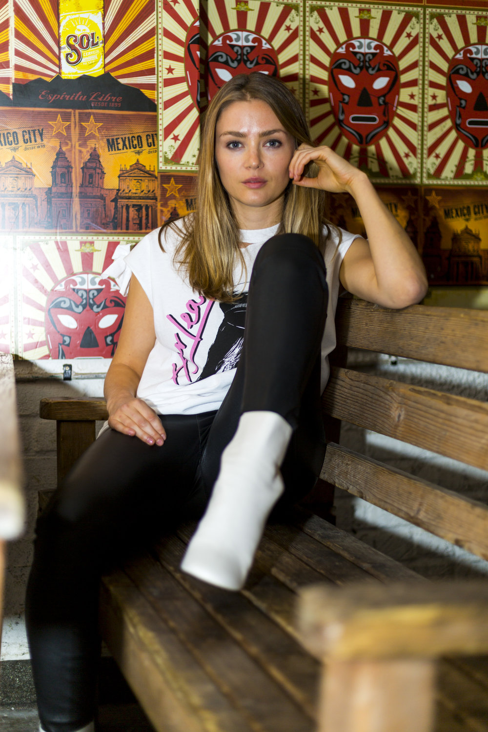 In Conversation with Harlea @ Great Escape 2018 - With hardly anything on the airwaves to date, Harlea seems a bit of an enigma in the music world, but that doesn't mean she doesn't have things brewing.