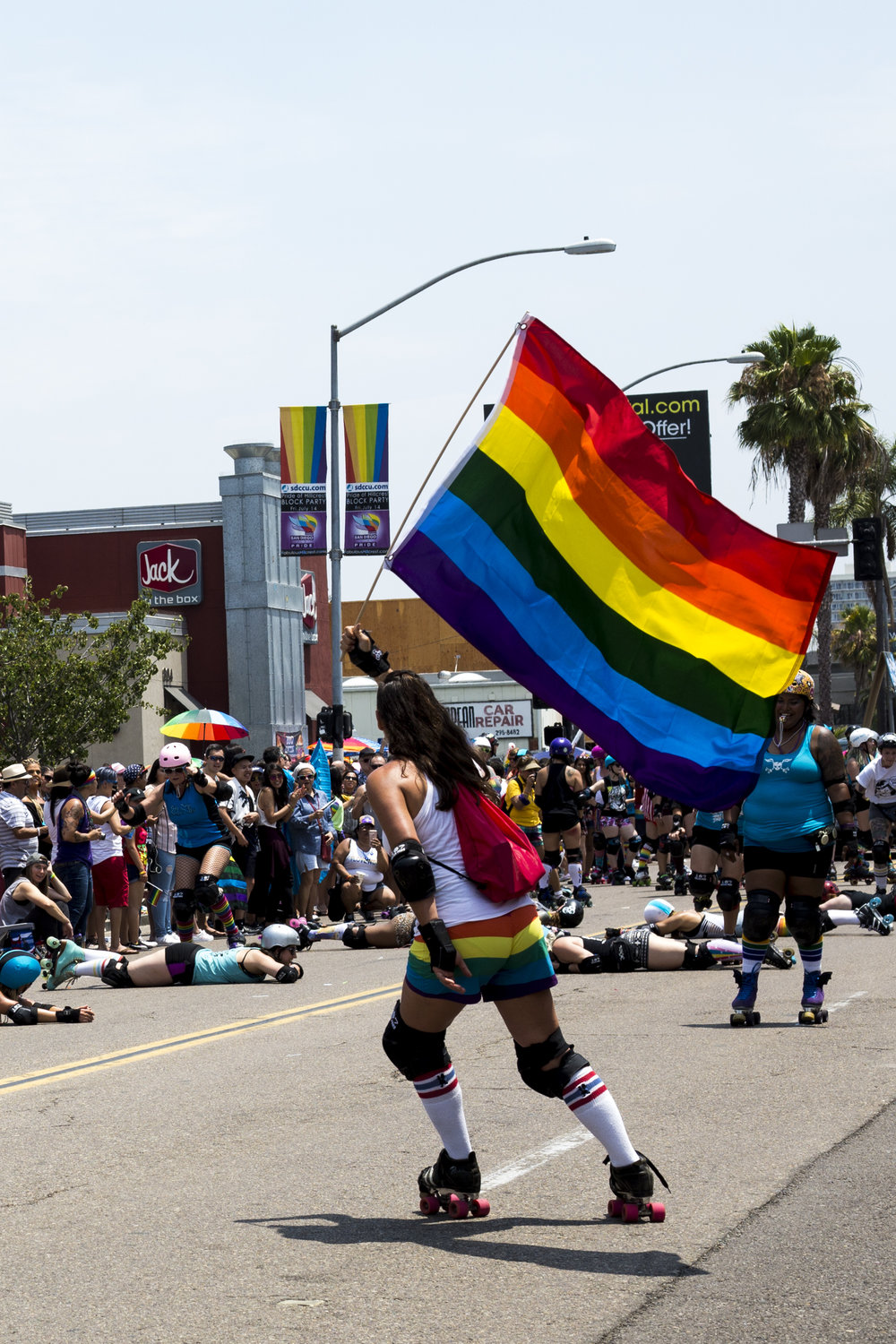 Why we will never not need LGBT History Month - LGBT history month, like many of the other history months out of the year, is about learning from mistakes made in the past, remembering how far we've come from those mistakes, preventing those mistakes from happening again, and moving away from the erasure that has been so widespread in our history lessons of the past.