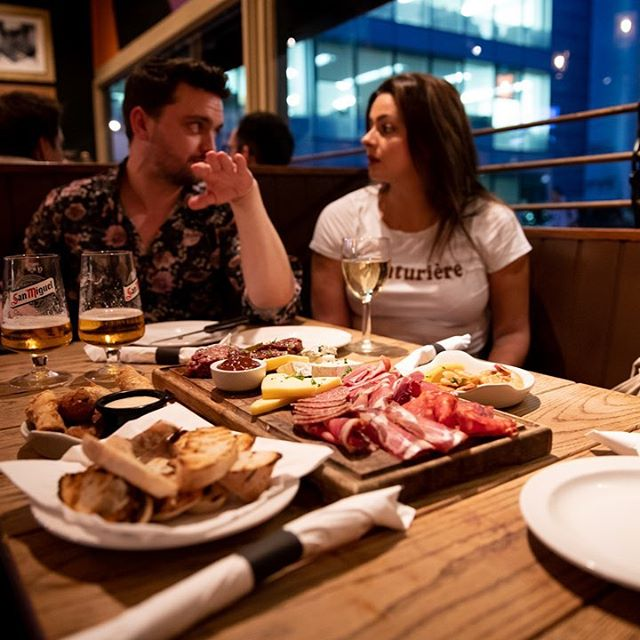 'Happiness rarely keeps company with an empty stomach'  Helen Keller  #steakhouse #holborn #thebountifulcow