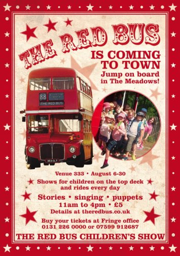 The Red Bus/flyer