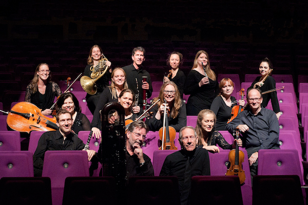 DoelenEnsemble - Photo by Anne Meijer