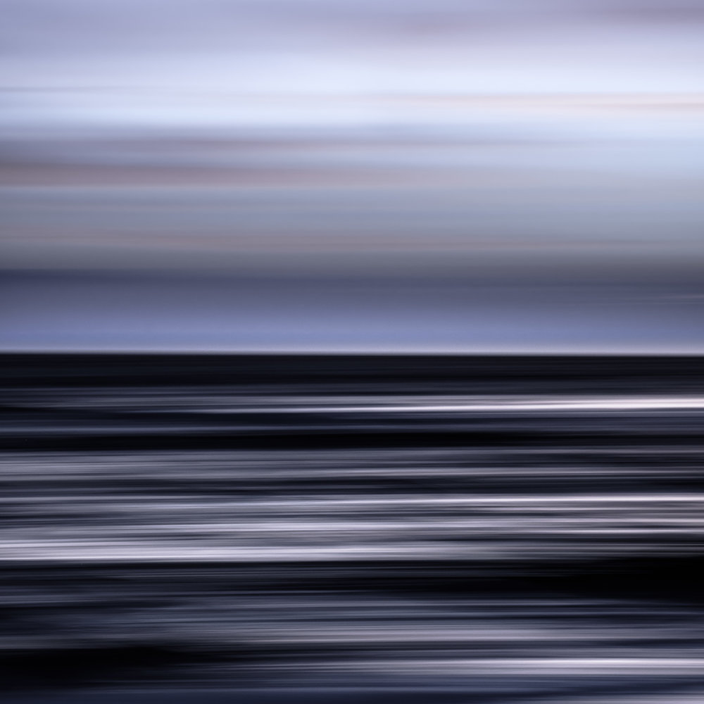North Sea, Schoorl, 2017 from the series Stripes