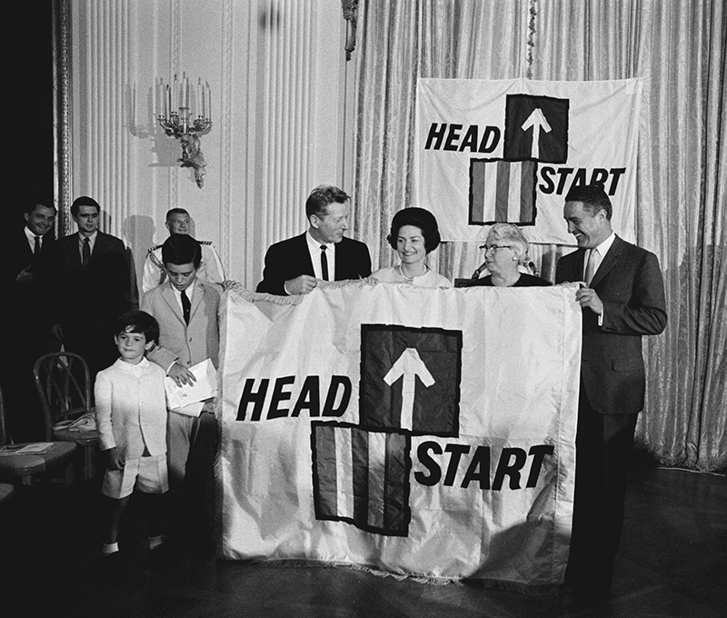 The founding of Head Start, 1964