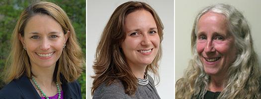 Partners Rachel Dunifon, Laura Tach, and Anna Steinkraus