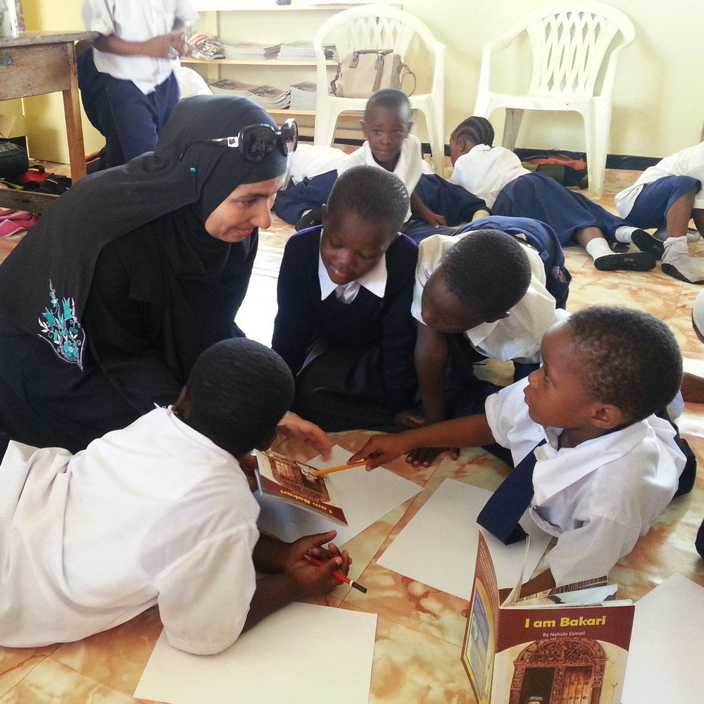 Maktaba School - Dar Es Salam