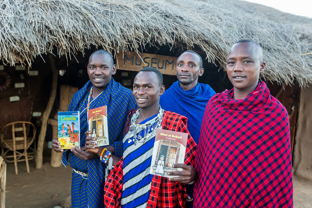 Lessilie the City Maasai  is about a young Maasai boy growing up outside his community.