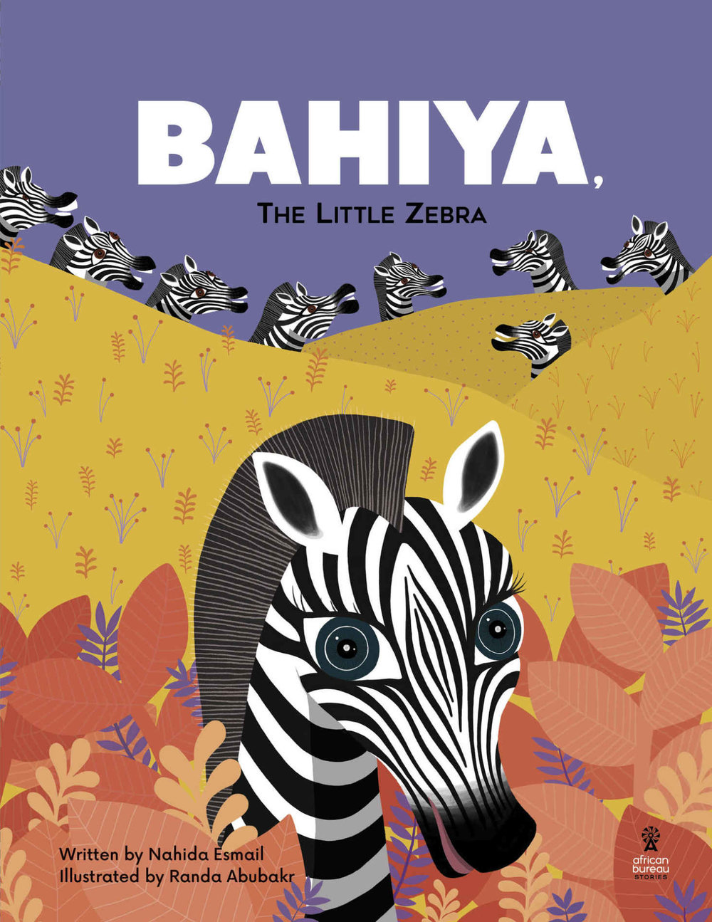 - Bahiya is a special little zebra but she doesn't want to have stripes like all the others. When she comes up with a quirky idea to look unique, she knows that her friend, Dalia the Hippo, can help. However, the little zebra returns home and no one seems to appreciate her stunning new look. Will Bahiya realise how special she is and accept her own stripes?