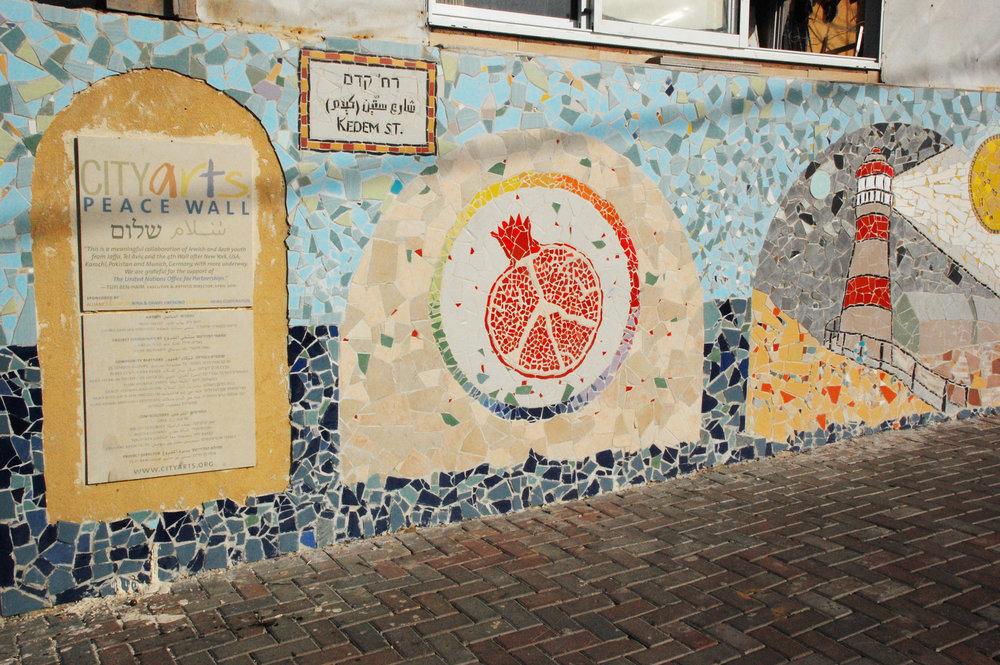 Peace Walls -