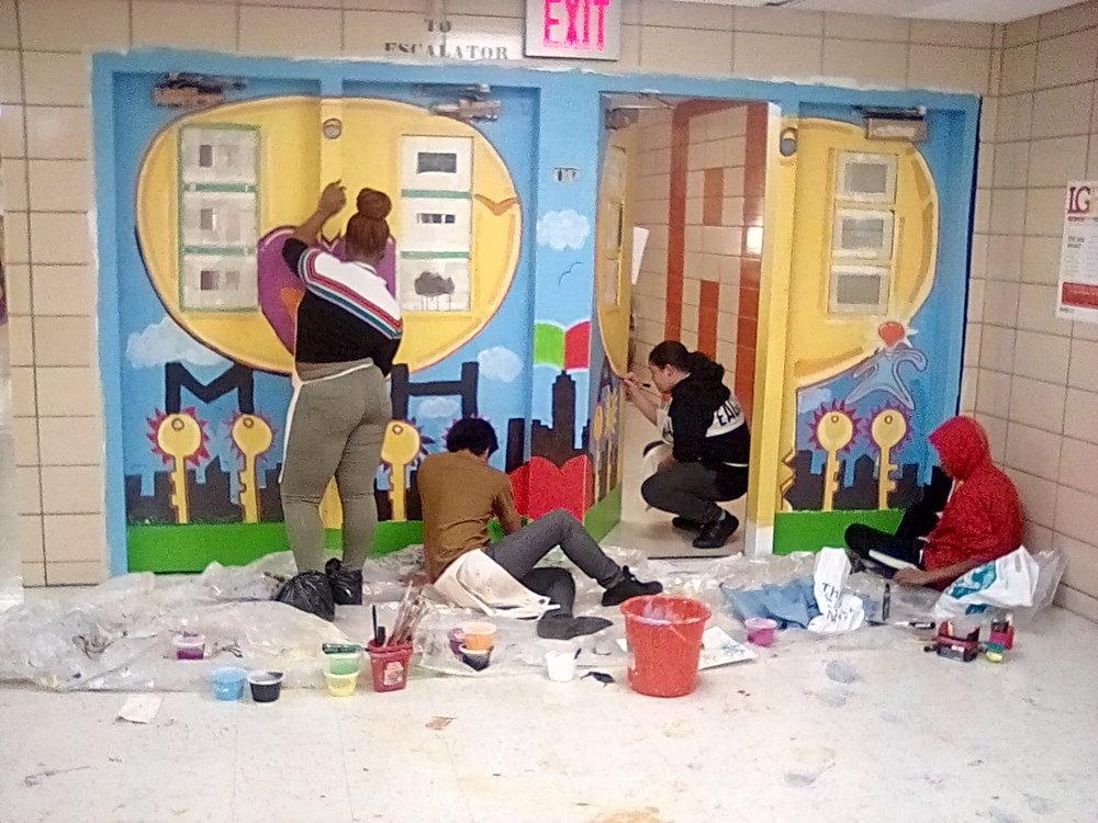 Paint it Forward -