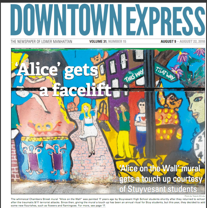 Downtown Express - Check out the article here!