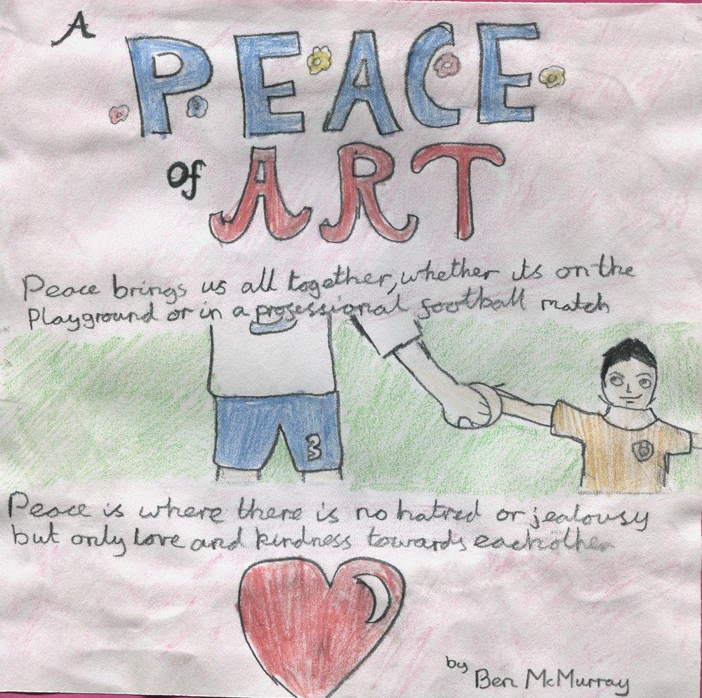 Ben MeMurray, 14