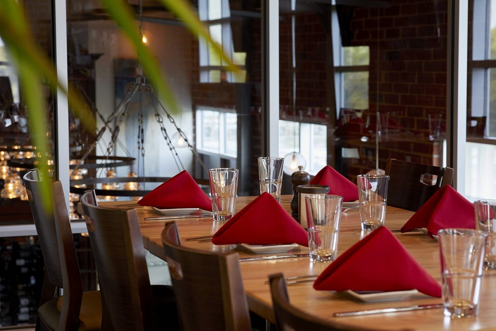 private dining at the pump house