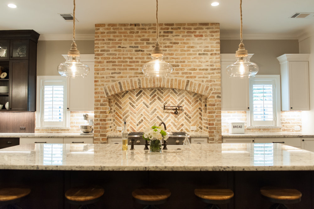 Briargrove Park Rustic Renovation