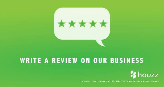 Review Us on Houzz -